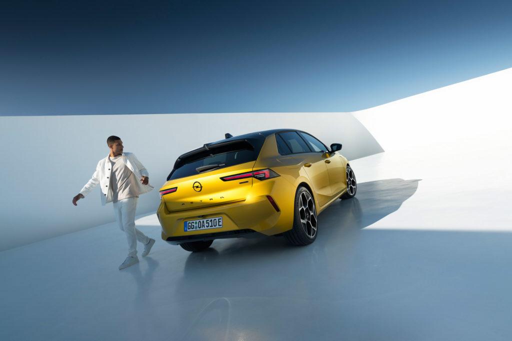 2022 Opel Astra PHEV | Fanaticar Magazin