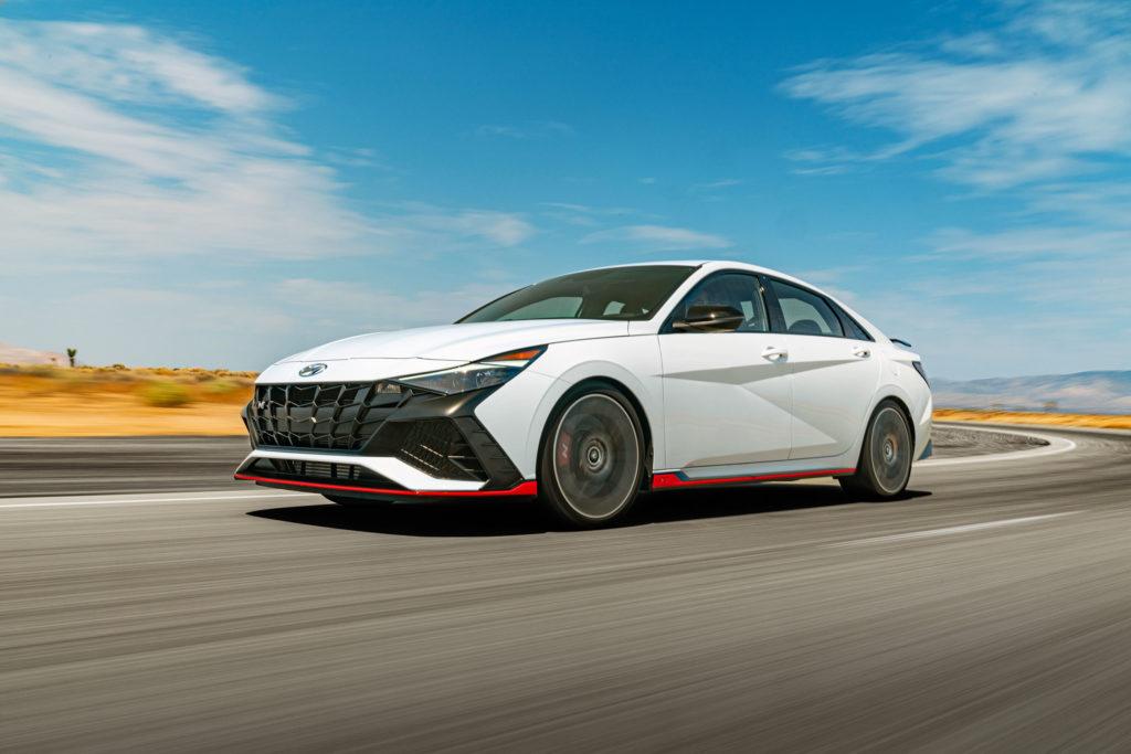 2022 Hyundai Elantra N | Fanaticar Magazin