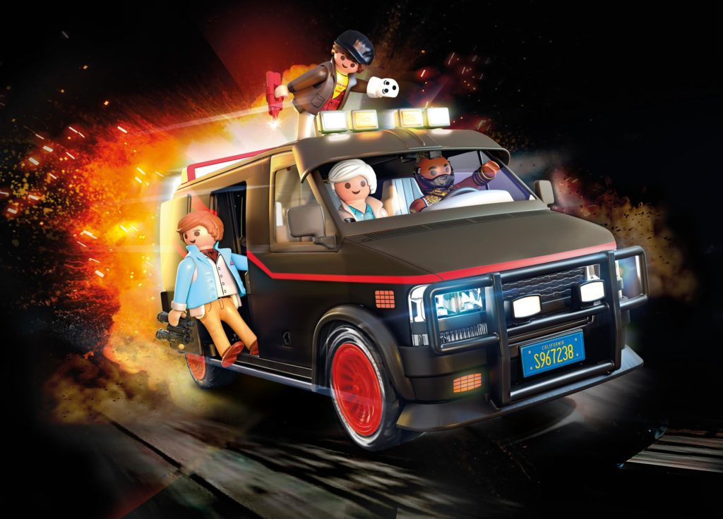 2021 Playmobil A-Team | Fanaticar Magazin