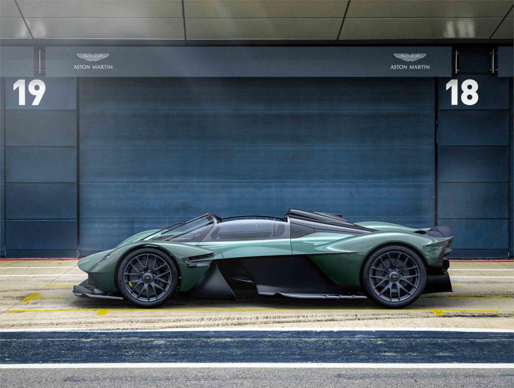 2021 Aston Martin Valkyrie Spider   Fanaticar Magazin
