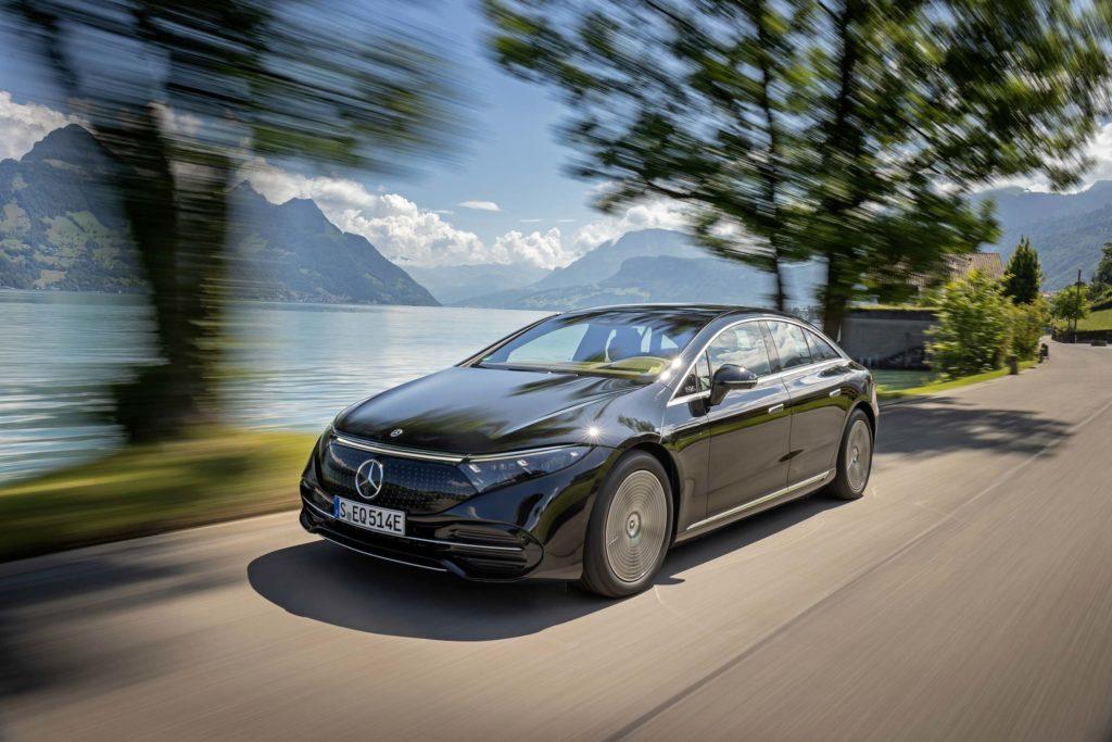 Mercedes EQS   Fanaticar Magazin