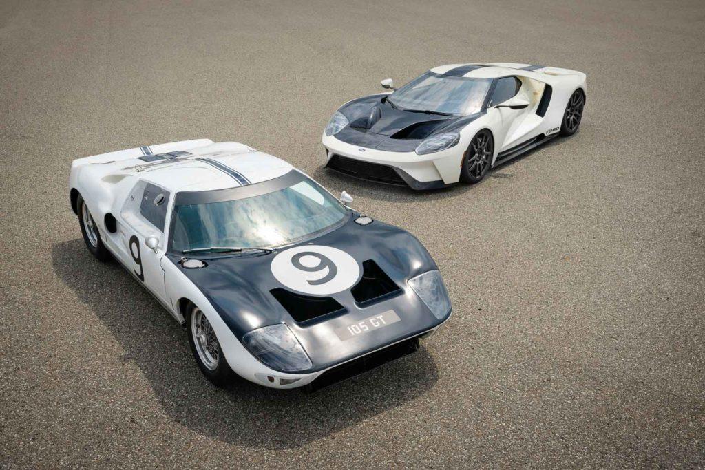 2022 Ford GT 64 Heritage Edition   Fanaticar Magazin