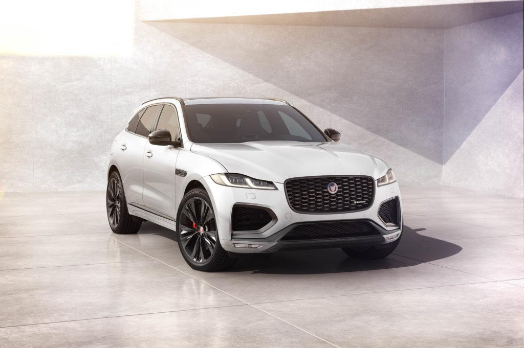 2022 Jaguar F-Pace   Fanaticar Magazin
