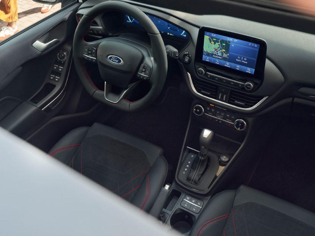 2022 Ford Fiesta Facelift / Ford Fiesta ST Facelift | Fanaticar Magazin
