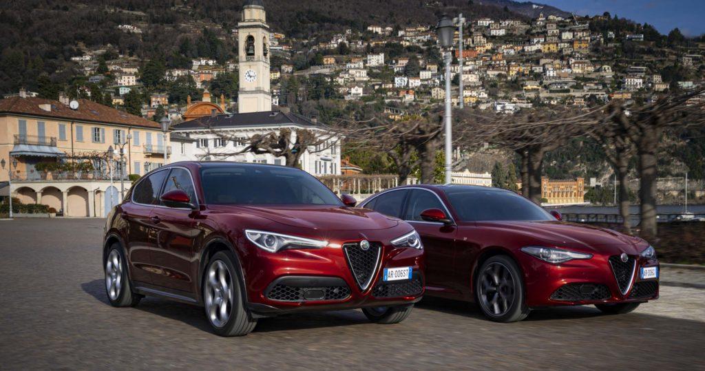 """Alfa Romeo Giulia und Stelvio, Sondermodell """"6C Villa d'Este""""   Fanaticar Magazin"""