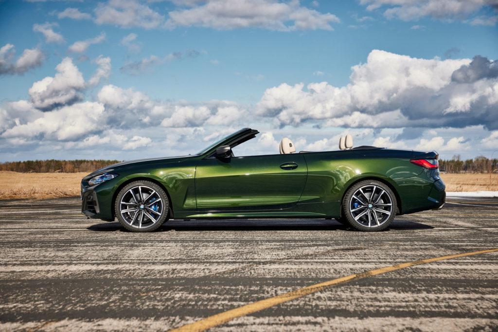 2021 BMW 440i Cabriolet   Fanaticar Magazin