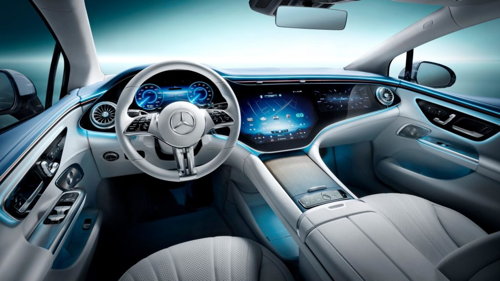 Mercedes-EQ EQE 350 - AMG Line - Edition 1 | Fanaticar Magazin