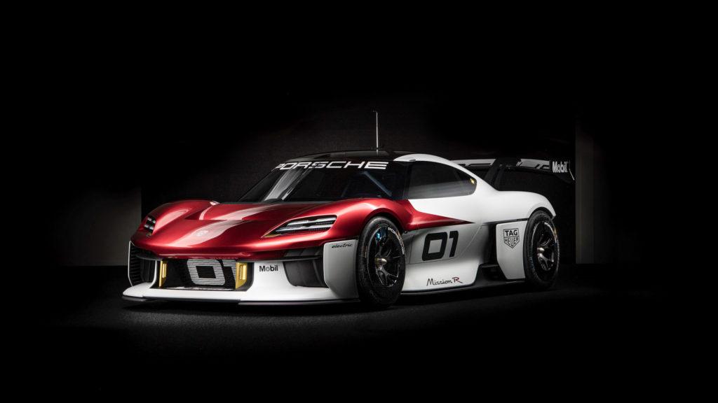 2021 Porsche Mission R Concept | Fanaticar Magazin