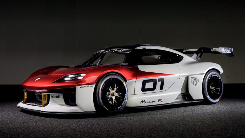 2021 Porsche Mission R Concept   Fanaticar Magazin