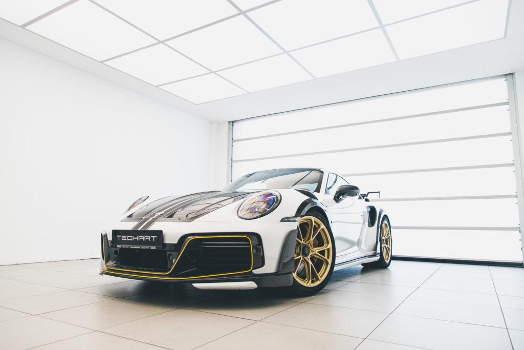 2021 Techart GT Street R (Basis Porsche 911 Turbo S)  | MarioRoman Pictutres