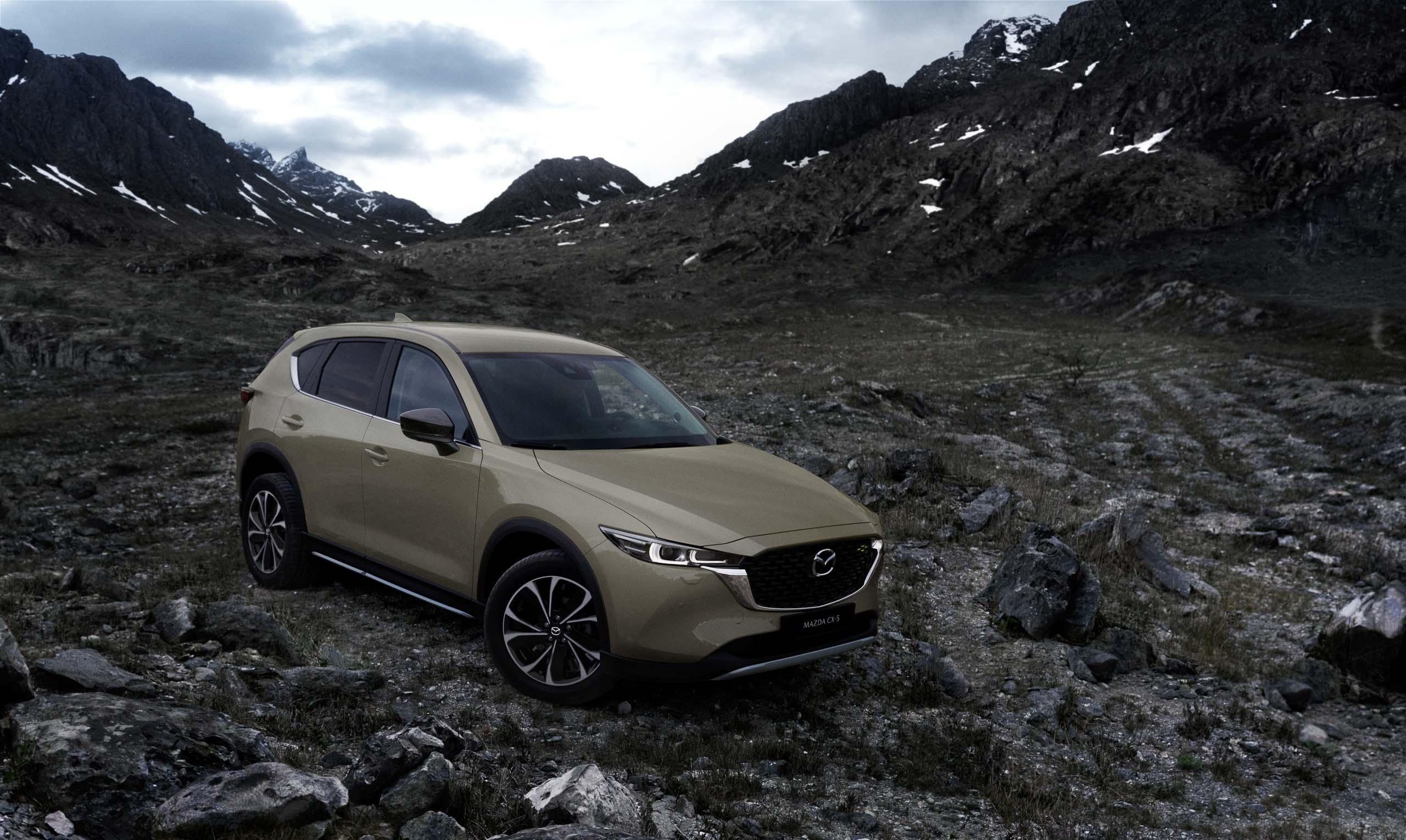 2022 Mazda CX-5   Fanaticar Magazin