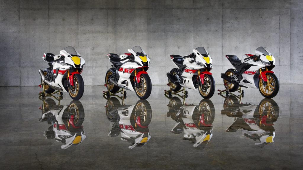 2022 Yamaha R - World GP 60th Anniversary   Fanaticar Magazin