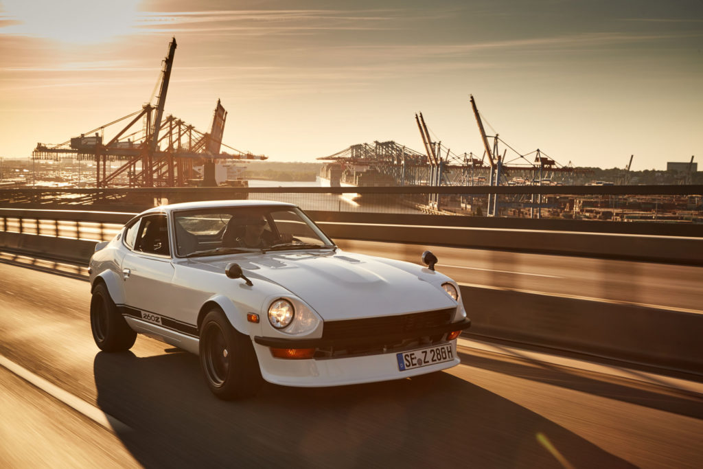 1974 Datsun 260 Z | Chrstop Börries / Fanaticar Magazin