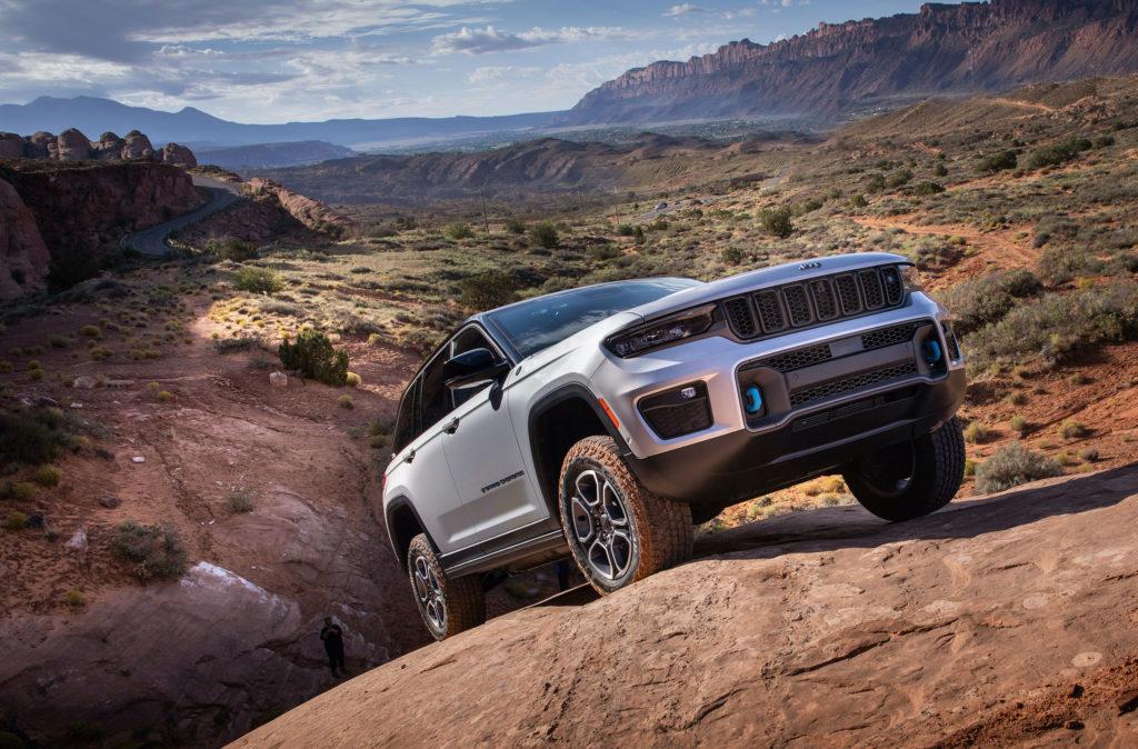 2022 Jeep Grand Cherokee 4xe | Fanaticar Magazin / Jeep